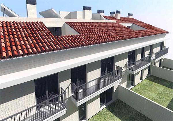 nueva casa en sariñena
