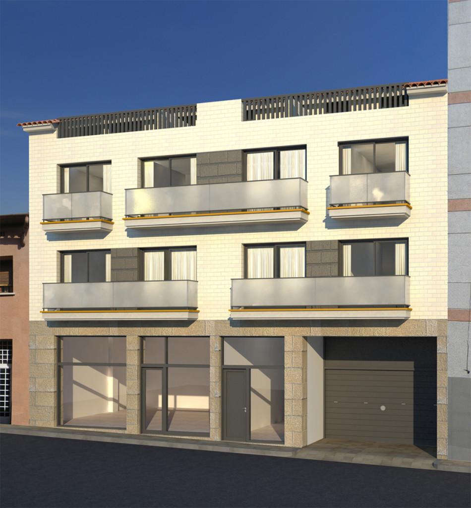 proxima construccion viviendas sariñena