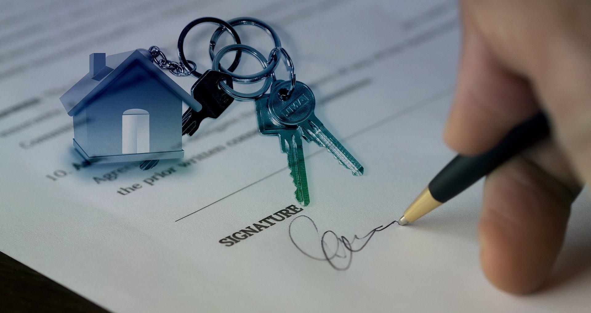 firma papeles compra casa